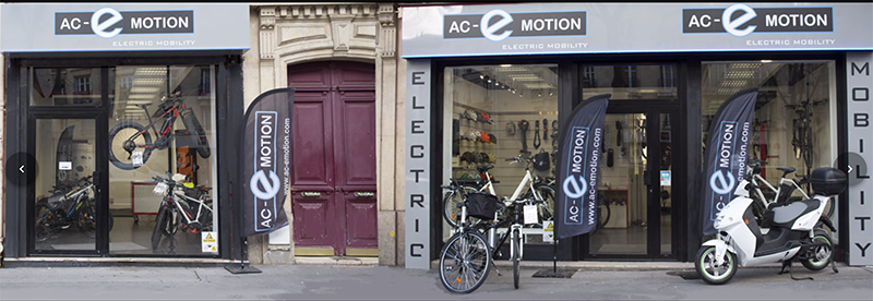 AC-Emotion Maine, 163 avenue du Maine 75014 Paris