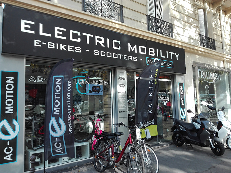 AC-Emotion,  40 avenue de la Grande Armée 75017 Paris