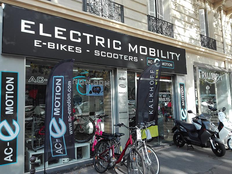 AC-Emotion, 40 avenue de la Grande Armée 75017 Paris