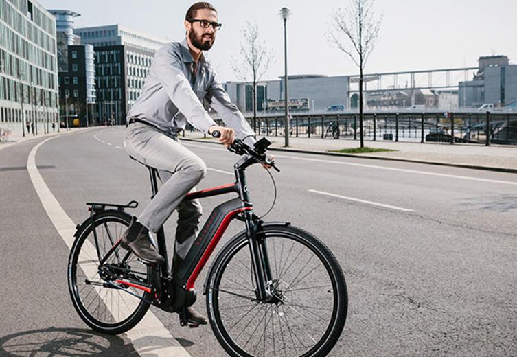le devenir électrique du vélotaf