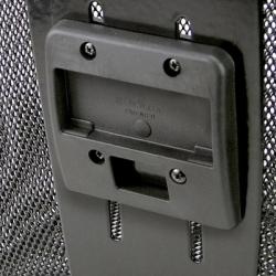 Panier avant Klickfix Oval Plus 18 Litres