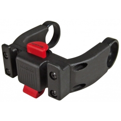 Adaptateur guidon Klickfix console Bosh diamètre 22-31.8 mm