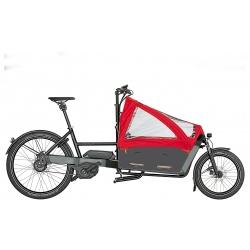 Vélo électrique Riese & Müller Packster 60 Nuvinci (modèle 2018)
