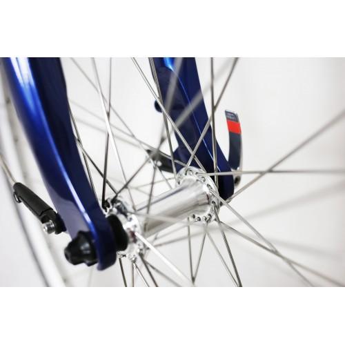 AC-Emotion Touring 28'' (vélo électrique à moteur pédalier)