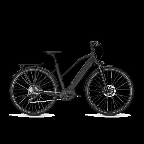 Kalkhoff Endeavour Move 5B TR taille 43S (vélo électrique motorisé Bosch) cadre trapèze coloris noir mat