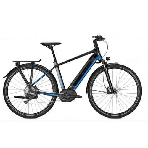 Kalkhoff Endeavour Move 5B taille 43S (vélo électrique motorisé Bosch) cadre diamant coloris bleu + noir