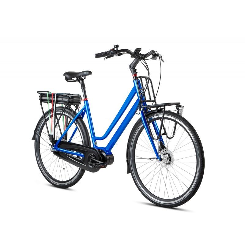 """AC-Emotion Porteur MidDrive - 26"""" - Taille M - Vélo électrique à moteur pédalier"""