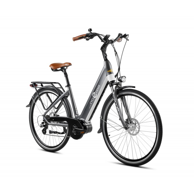 CyclE Denis One 28'' taille 48 coloris gris