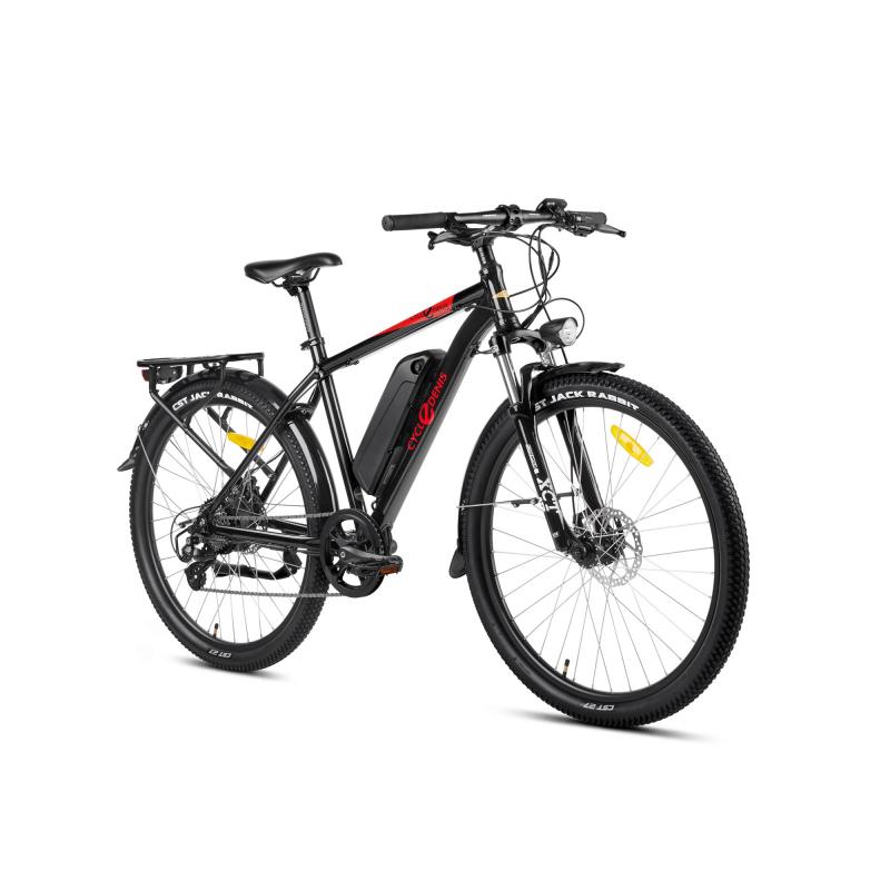 CycleDenis Ranger Rouge - Vélo électrique Tout Chemin disponible chez Ac-Emotion