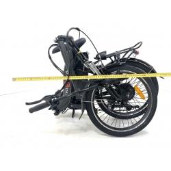 CycleDenis Fold V Noir - Vélo électrique à pliage rapide en 10 secondes disponible chez Ac-Emotion