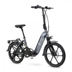 CycleDenis Plisman Gris -...