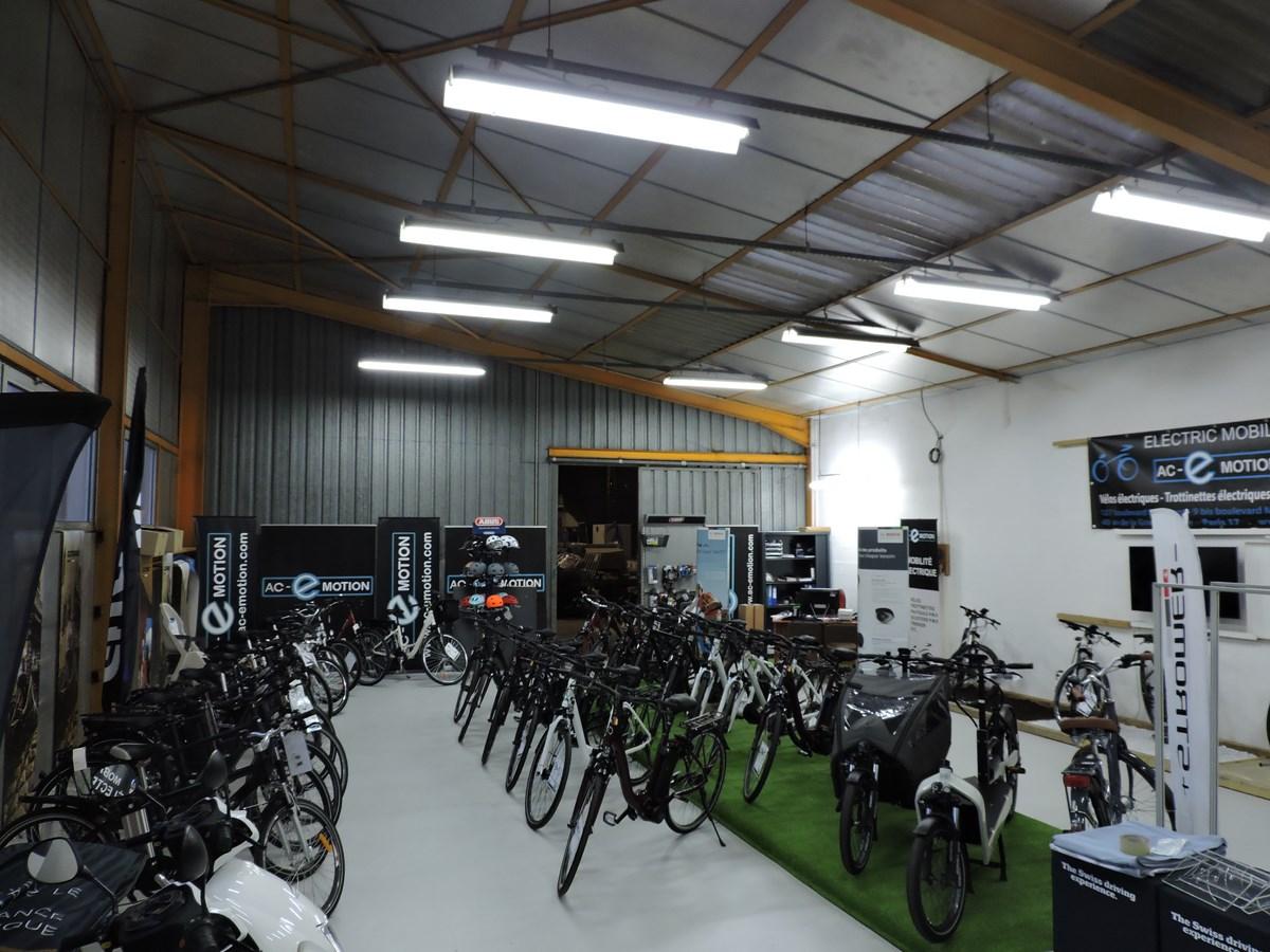 Testez sur piste d'essais les vélos électriques Kalkhoff, Focus, KTM, Riese & Müller, Stromer, Peugeot, Gitane, AC-Emotion.