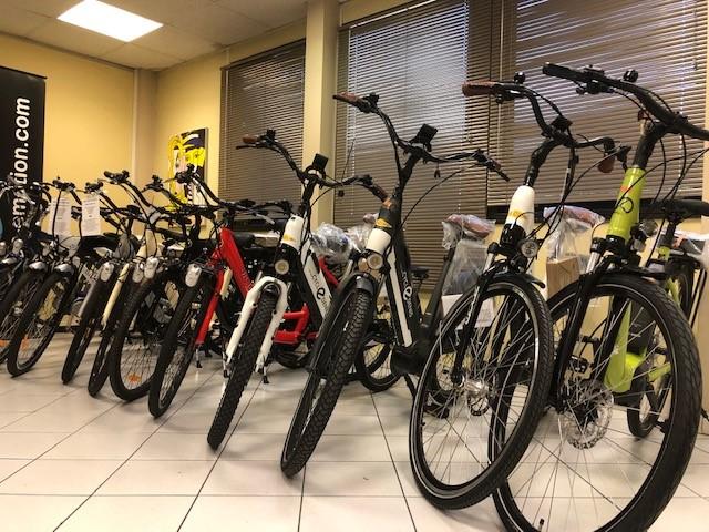 Magasin vélo électrique à Noisy-le-Sec 93130